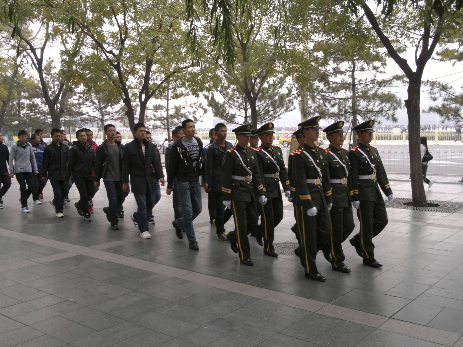 Cina-China-army-sfilata-beijing