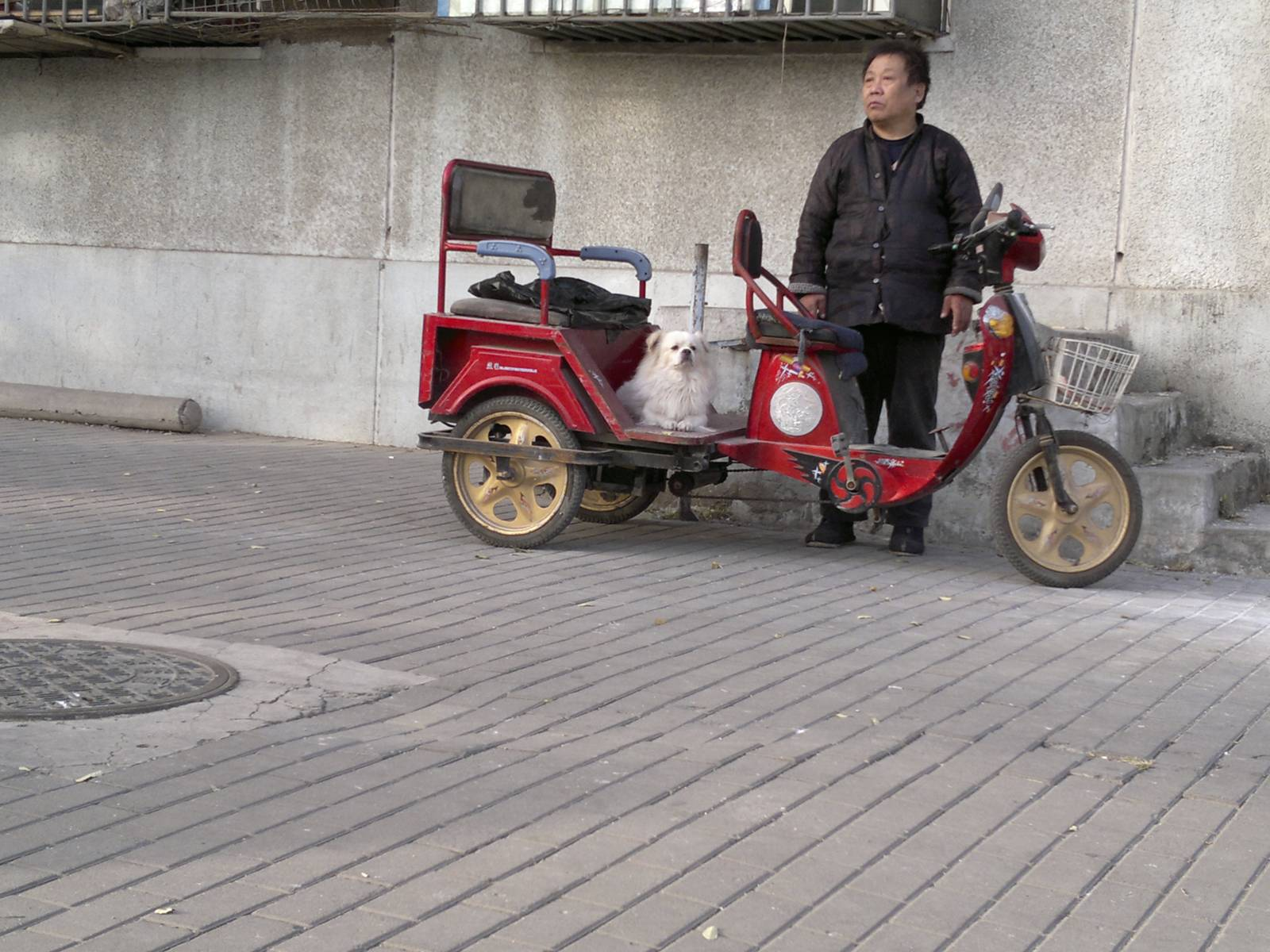 Cina-China-man-chinese-moto-taxi