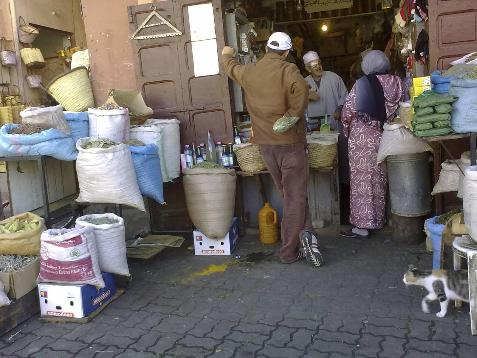 Marrakech-marrakesh-alimentari-market