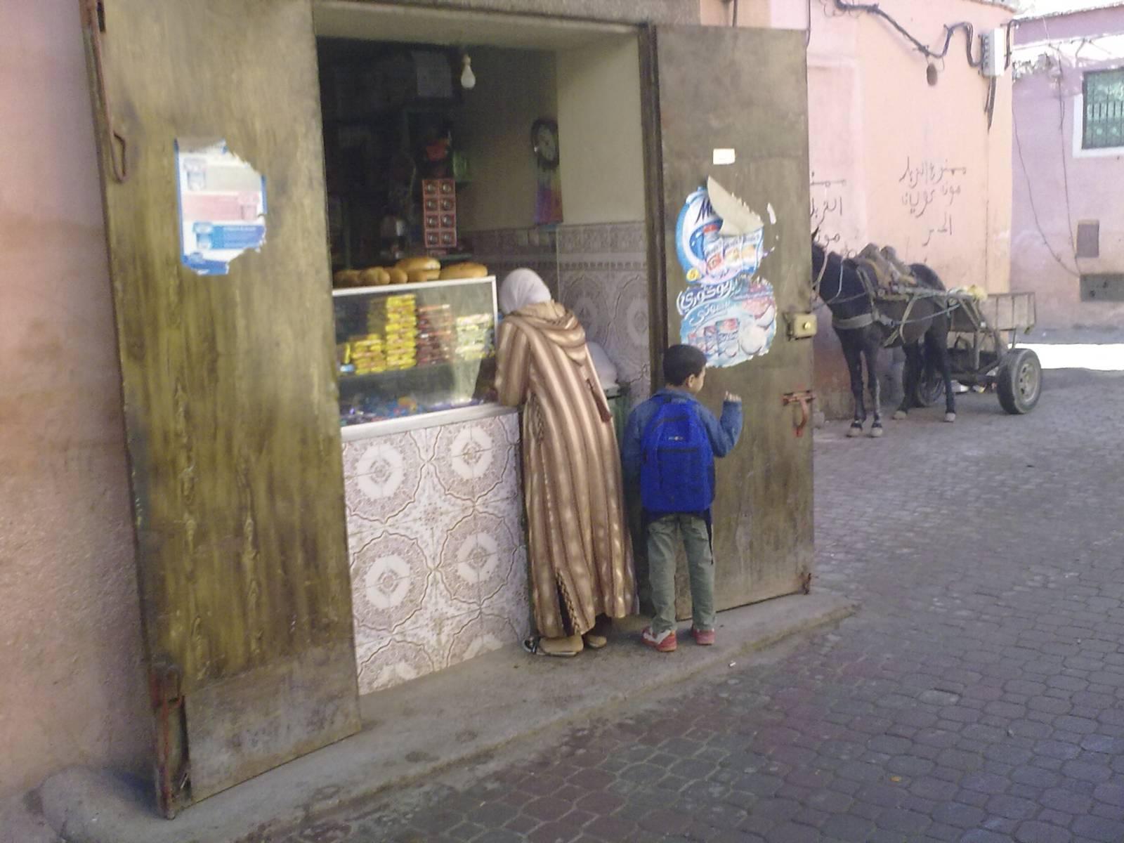 Marrakech-marrakesh-magasin-alimentari-islam