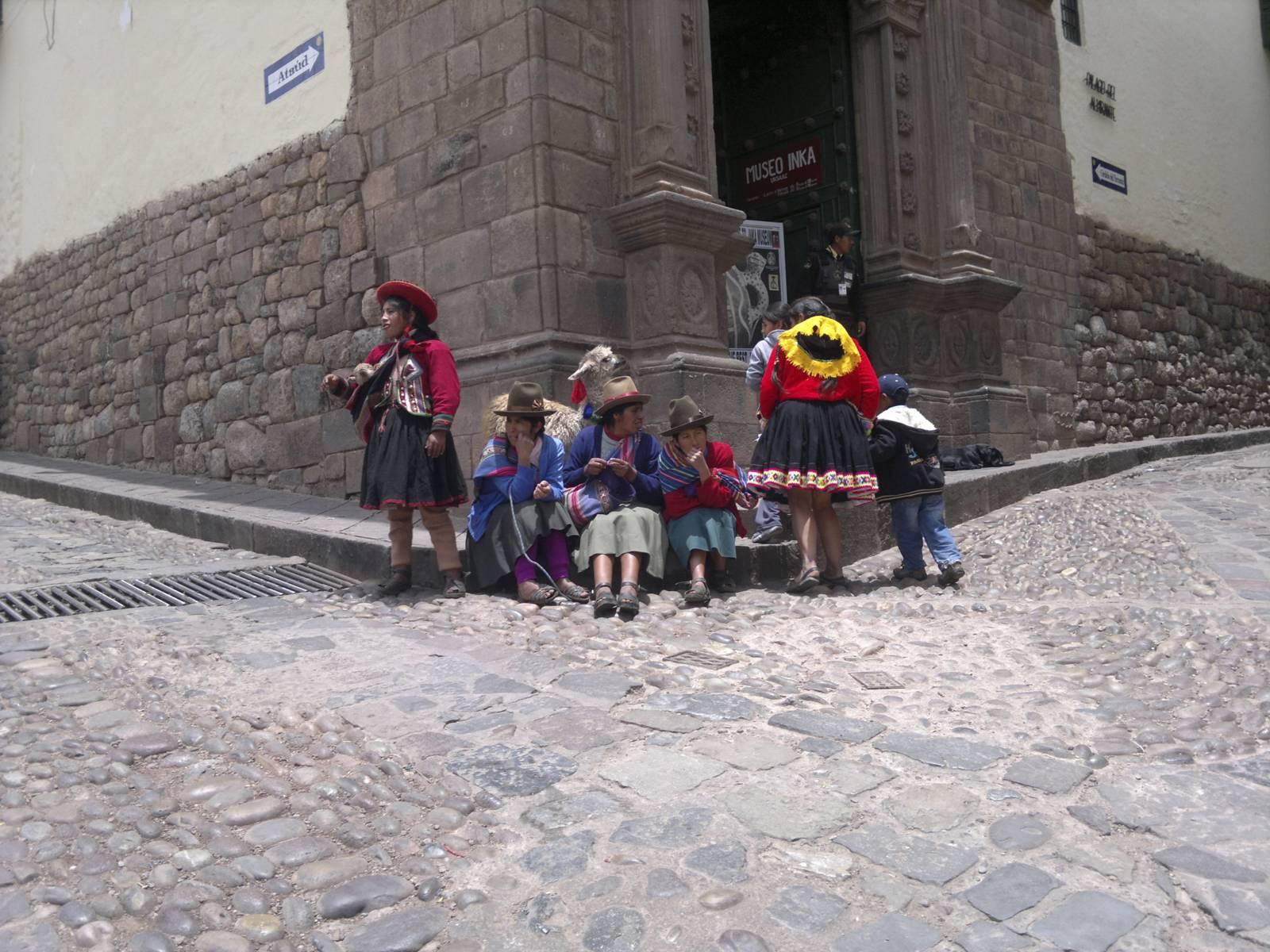 Peru-cuzco-indios-tradizione